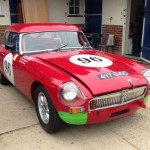 1963 MGB Racing Car