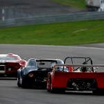 Abarth Osella PA1 - managed and prepared by Raceworks Motorsport - at the Nurburgring