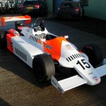 Original Martini MK39 managed and prepared by Raceworks Motorsports.